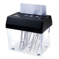 Desktop A5 Or A4 Folded Paper Strip Cut Mini Small USB Shredder For Home Office