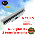 Wholesale new 6CELLS laptop battery  AA-PL2VC6B AA-PL2VC6W fit for Samsung  N150 NT-N150 NP-N150 NP-N148 NT-N148  SERIES