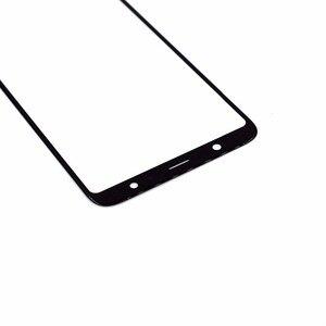 Image 3 - A6 A6 + 2018 écran tactile panneau avant pour Samsung Galaxy A6 Plus A6Plus 2018 A600 A605 capteur décran tactile LCD écran couvercle en verre