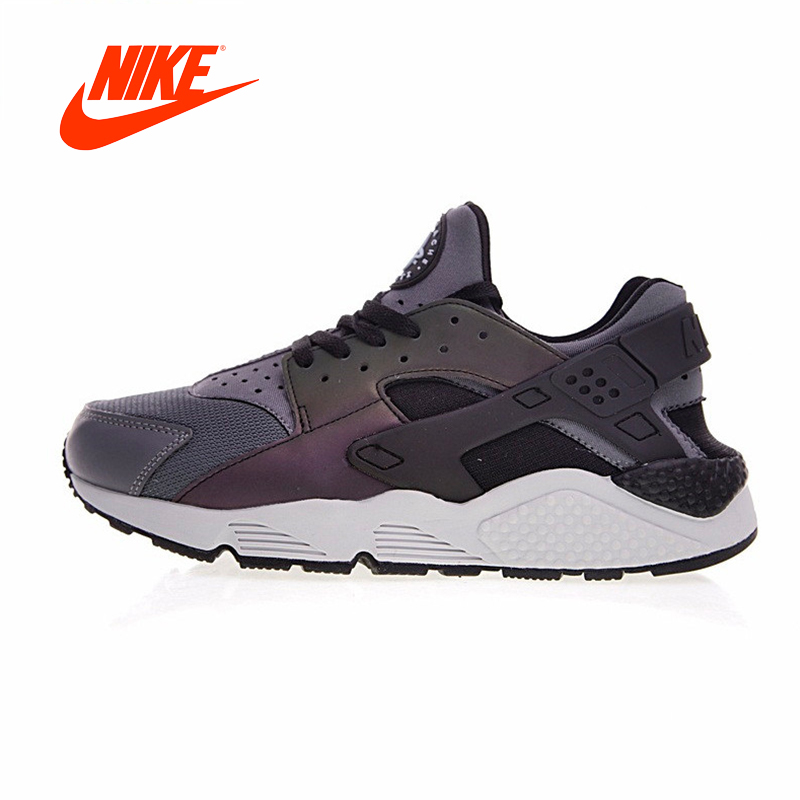 Original New Arrival Authentic Nike Air Huarache Men Running Shoes Men Outdoor Sports Sneakers Comfortable Trainers Shoes original new arrival 2018 nike air huarache drift prm men s running shoes sneakers