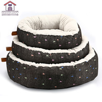 Dog Beds Pet Cat Sofas Washable Dogs Mat Bottom Waterproof Dog Bed For Small Large Pets Cats Dogs House Furniture Mats COO038