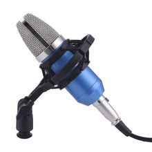KTV Karaoke Conference Computer Handheld Recording Microphone For Network Sing Chat Games Microphones Sound Studio Microphone