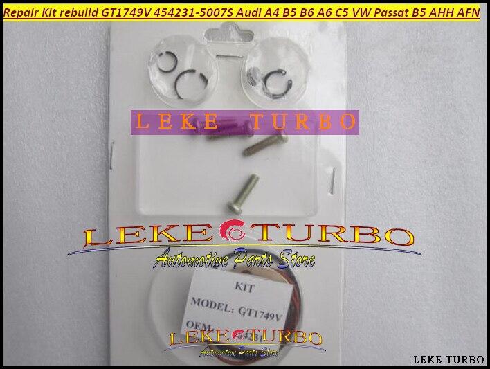 Turbo Repair Kit Rebuild Kits 454231 454231-5005S 454231-0005 454231-0003 454231-0001 454231-5012S 028145702H AVB BKE AVG 1.9L free ship turbo cartridge chra gt1749v 454231 454231 5007s for audi a4 b5 b6 a6 c5 for volkswagen vw passat b5 ahh afn avb 1 9l