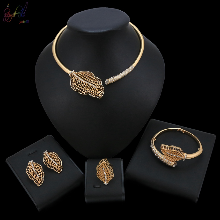 Yulaili In 2018, It Has The Artistic Sense To Design Gold Jewelry And Jewelry African Womens Elegant And Exquisite Jewelry Set.Yulaili In 2018, It Has The Artistic Sense To Design Gold Jewelry And Jewelry African Womens Elegant And Exquisite Jewelry Set.