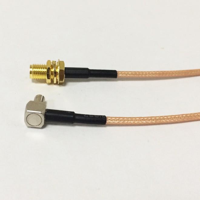 рф pigtail разъем SMA женский к ts9 разъем разъем rg316 коаксиальный кабель SMA для ts9 разъем адаптер до 15 см для компании Huawei e5332 e5776 e5372 Modem