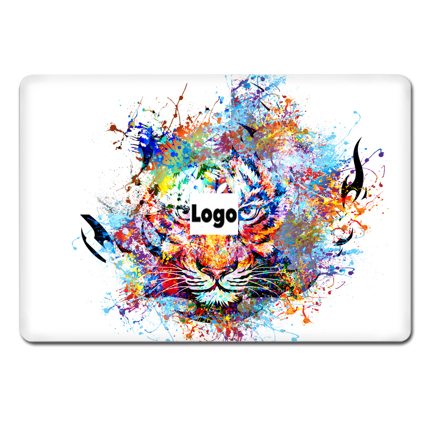 YCSTICKER - 2018 New Painting Skin Laptop Sticker Top Vinyl Decal & Screen Protector For Macbook Air Pro Retina Pro 11 12 13 15