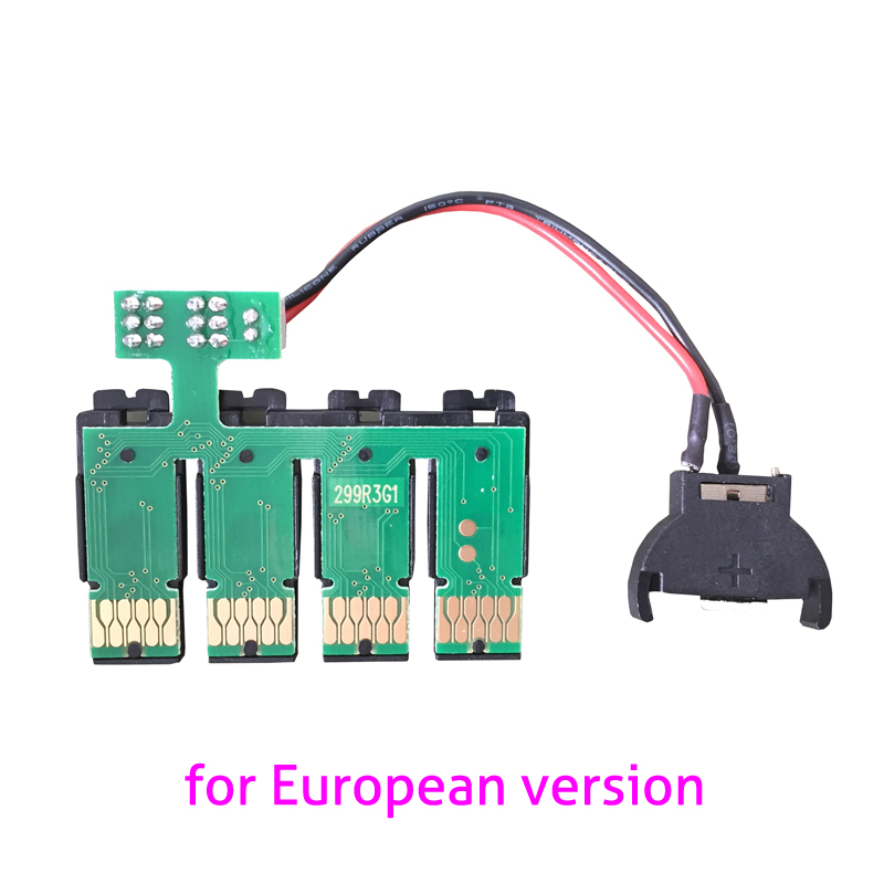 US $23 39 10% OFF|New T2991 T2994 CISS Auto Reset Chips For Epson XP 235/XP  245/XP 247/XP 332/XP 335/XP 342/XP 345/XP 432/XP 435/XP 442/XP445-in
