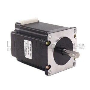 Image 2 - Nema 23 step Motor 2 fazlı, 4 lead 20Kgcm CNC 57x76mm 2.8A 189N.cm 23HS7628 + TB6600 sürücü motor için CNC freze makinesi