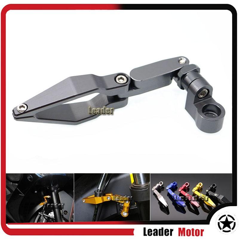 Для BMW S1000RR S1000R K1300R K1300S K1200RR 1200-х р девять Т мотоцикл аксессуары CNC алюминий тормоз линия зажим