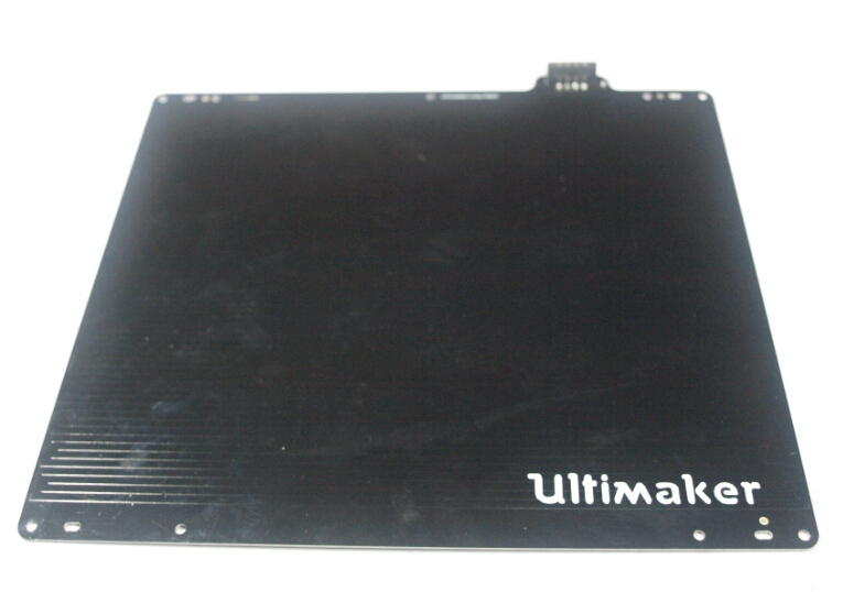 SWMAKER Ultimaker 2 UM2 Print Table Heated Bed Aluminium Heated Bed Plate For DIY 3D printer with Germany electric parts