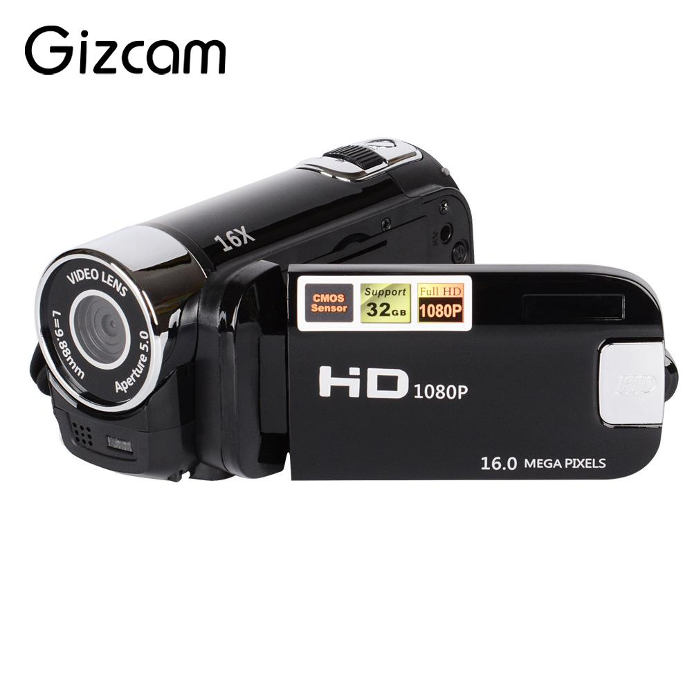 Premium Video Camera Lens Digital Camcorder Face Detection DV Camcorder 2.7 TFT-LCD