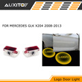 2x Ghost LED Door Step Courtesy Laser Shadow Light for Mercedes Benz GLK X204 2008-2013
