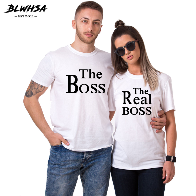 CT001801480 The Boss The Real Boss White Logo