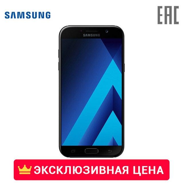 Смартфон Samsung Galaxy A7 2017 (SM-A720F) [официальная российская гарантия]