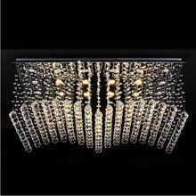 Современные СВЕТОДИОДНЫЕ люстры потолочные светильники Моды GU10 красочные подвесные светильники Дома декоративный светильник 110 В 240 В Бесплатная доставка PL414