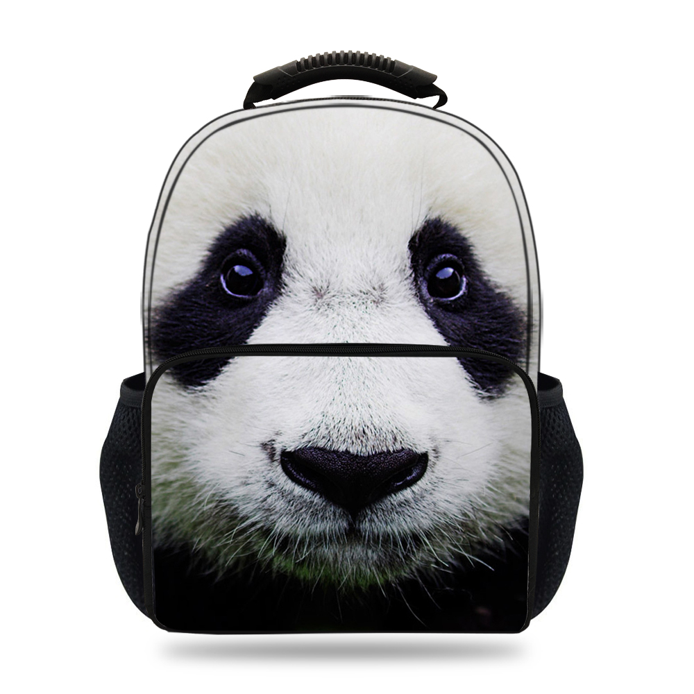 15 Inch 3d Animal Print Backpack Schoolbag For S Panda Kids Boys Children Bag In Backpacks From Luggage Bags On Aliexpress Alibaba