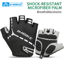 INBIKE Breathable Cycling Gloves Man's Women Sprot Fitness Gloves Bicycles Gloves Climbing Motorcycle Gloves Bike Parts Ciclismo