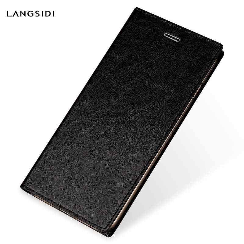 Genuine Leather Flip Case For Xiomi Mi 9 9t pro 8 Pro LIte a3 a2 Magnetic phone Cover For Redmi Note 8 Pro Note 7 8T 6 5 plus 4x