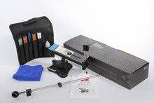 Профессиональная точилка для кухонных ножей new vision, фиксированный угол заточки с камнями 2014
