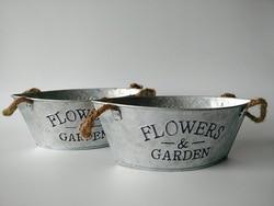 10pcs lot wholesale metal succulents pots planter oval flower pots oval planter pots galvanized flower pots.jpg 250x250