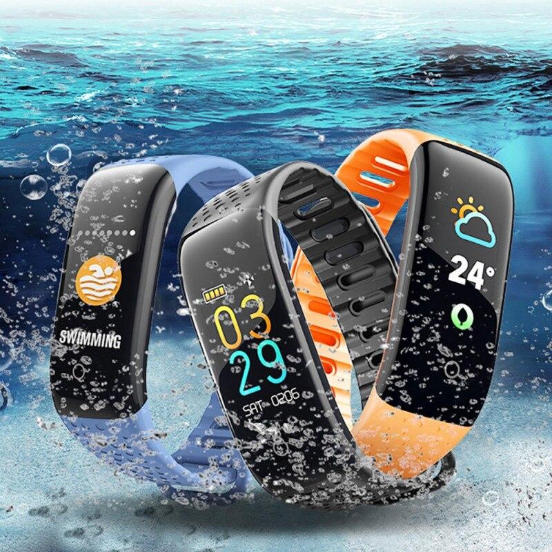 Z6 Smart Armband Bloeddruk Monitoring Sport Ip67 Waterdichte Zwemmen Smart Armband Tafel Band Een Effect Produceren Voor Een Heldere Visie