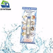 Hydrogen Water Sticks Hydrogen Generator Maker Alkaline Water Sticks HEALTH PRODUCTS 2pcs/LOT