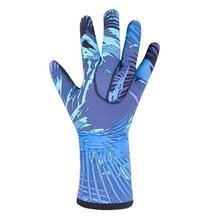 Microfiber+Neoprene Diving/Swimming Gloves