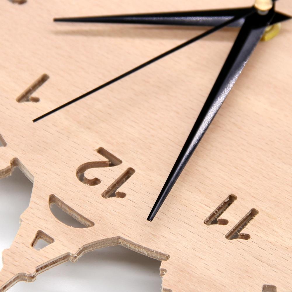 Medium Crop Of Unique Wooden Wall Clocks