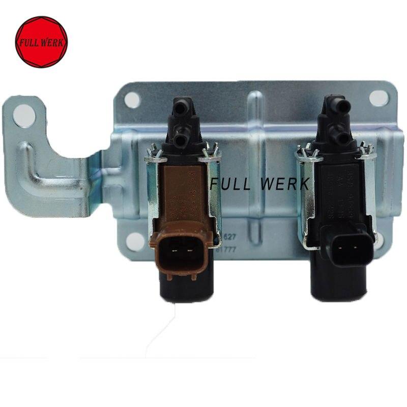 OKAY MOTOR Vapor Canister Purge Solenoid Valve for Mazda 3 5 6 CX-7 2.0L 2.3L 2.5L