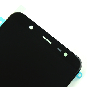 Image 4 - Samsung J8 2018 LCD ekran sınıf OEM AMOLED sayısallaştırıcı dokunmatik ekran meclisi Samsung J810 J810F LCD ekran