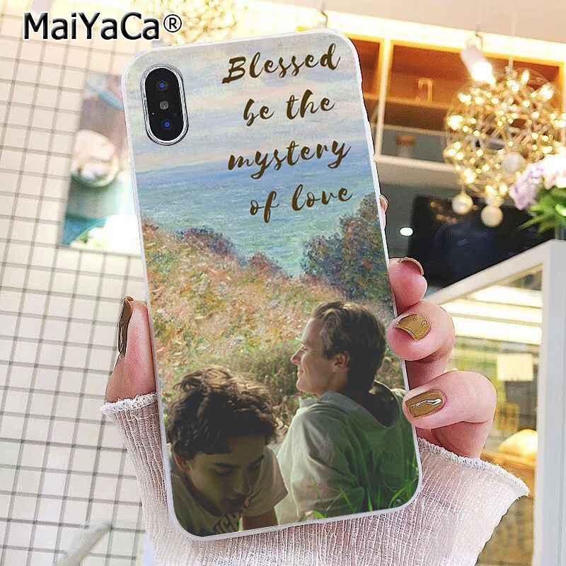 MaiYaCa お名前で私を呼び出す Coque 電話ケース iphone 11 プロ 11Pro 最大 8 7 6 6S プラス X XS 最大 5 5S 、 SE XR