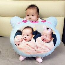 New Hot Photo customization DIY pig Cushion Plush Toys Dolls Stuffed reality Pillow Sofa Car Decorative Creative Birthday Gift
