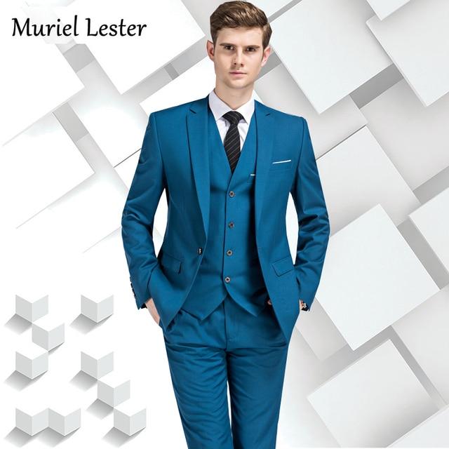 ML 234 Latest Coat Pant Designs Green Prom Men Suit Set Slim Fit ...