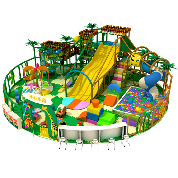b b center de jeux fun world aire de jeux couverte trampoline parc enfants de jeux en plastique. Black Bedroom Furniture Sets. Home Design Ideas