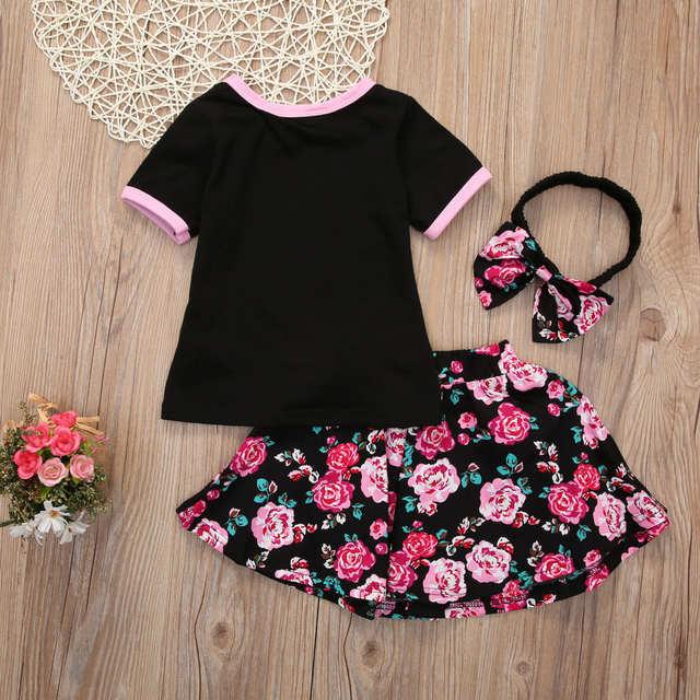 d5b2dcf31a65 Online Shop Infantil Toddler Kids Baby Girls Casual Tops T shirts ...