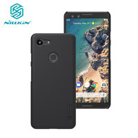 Case for Google Pixel 4 3 XL Pixel 3A XL Casing Nillkin Frosted Series Luxury PC Hard Back Cover For Google Pixel 3A Case|Fitted Cases| |  -