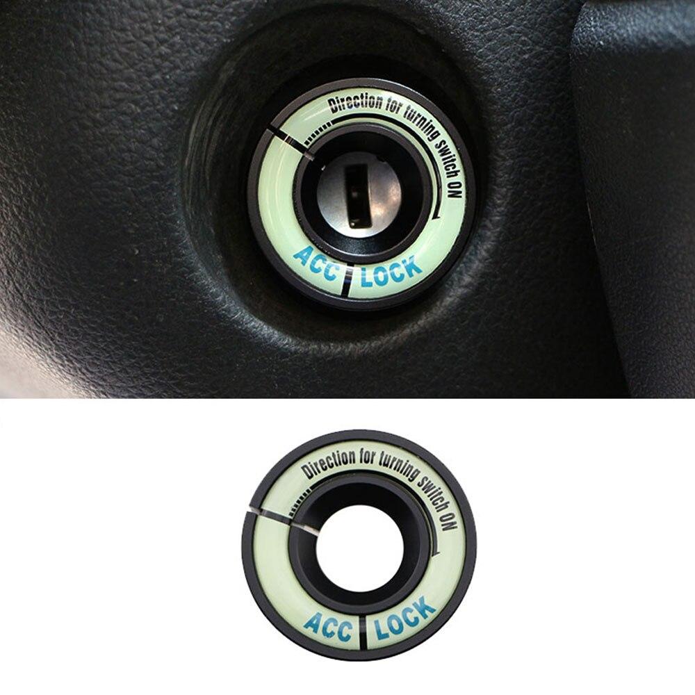 Jameo_Auto_Car_Styling_Luminous_Key_Ignition_Ring_Decoration_Trim_Sticker_for_Skoda_Rapid_Fabia_Octaiva (2)