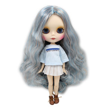 Factory Neo Blythe Doll Matte Face Jointed Body 9 Options Free Gifts 30 cm