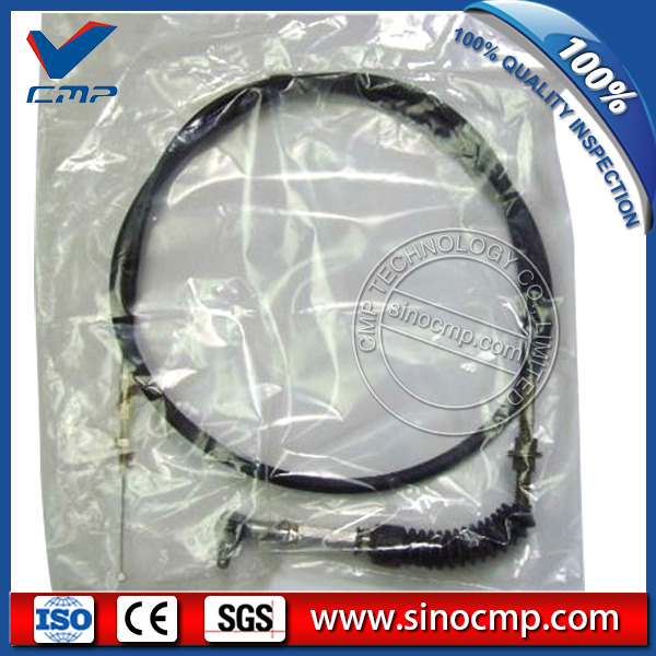 Daewoo Excavator Throttle Motor Cable Wire Harness 2523-9014Daewoo Excavator Throttle Motor Cable Wire Harness 2523-9014
