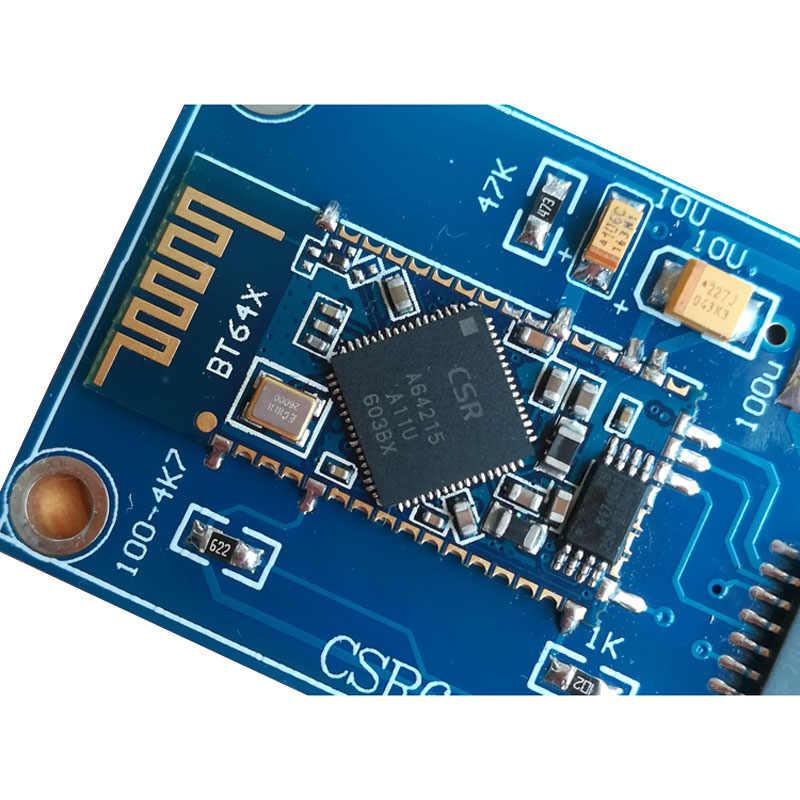 CSR64215 Bluetooth 4.2 Phụ Trợ Hội Đồng Quản Trị APTX I2S Cho ES9018 ES9028 ES9038 DAC Khuếch Đại TỰ LÀM DC4-6V