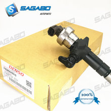 Genuine and Brand new injector for Isuzu  295050-1900, 295050-0910, 295050-0911, 295050-0912 FOR D-MAX 8982601090, 8981595831