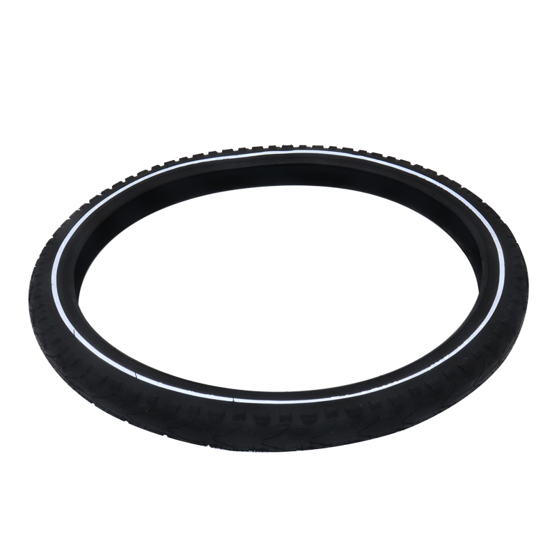 Jueshuai 20'' 24'' 26'' 700'' 28''Black bicycle tire rubber tires for bicycles with tube Use For road bicycles; mountain bikes children s tricycle childs vehicles with push push folding bicycles baby bicycles child bicycles