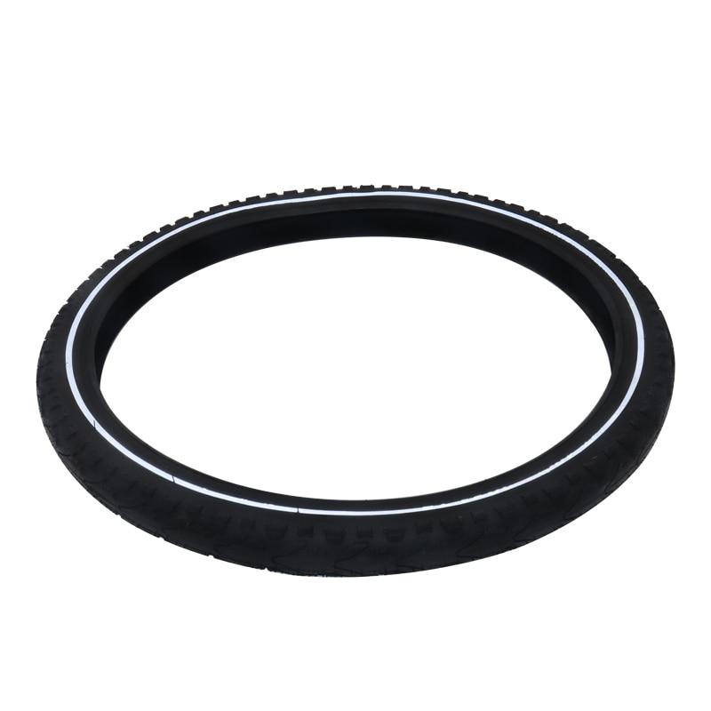 Jueshuai 20 ''24'' 26 ''700'' 28''pneus en caoutchouc de pneu de vélo noir pour les vélos avec utilisation de tube pour les vélos de route; vélos de montagne