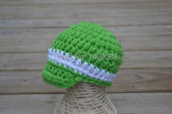 Gender neutral baby hat , crochet newborn summer , baby newsboy beanie , baby gift idea