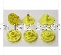 Animal Cattle Pig Ear Tag Livestock Marker Tag label 01 100 Number Plate