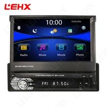 "LEHX Car audio 7 ""HD Auto MP5 Player GPS autoradio 2Din Touch Screen auto Radio Video Stereo Multimedia Bluetooth /FM/MP5/USB/AUX"