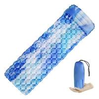 TPU מתנפח שינה כרית קמפינג מחצלת עם כרית אוויר מזרן כרית אוויר ספות נייד חיצוני מתנפח טרמפולינה