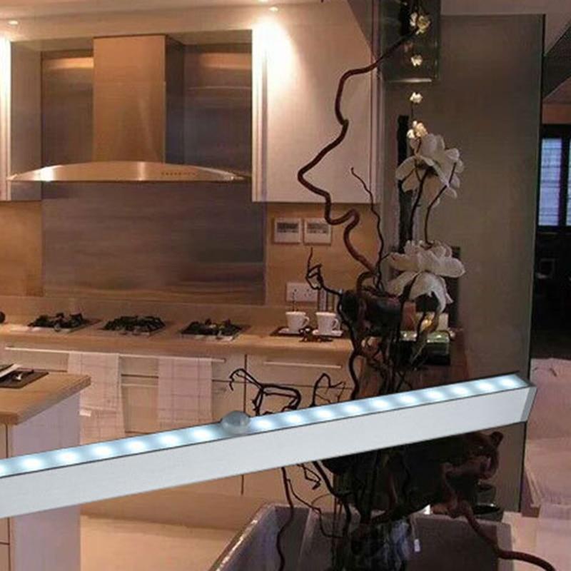 Motion Sensor Mini 20 LED Schrank Lampe Drahtlose Wand Licht ...