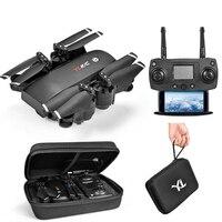 YL S30 1080 P HD Wifi FPV RC كاميرا سيلفي طائرة GPS المواقع اتبعني الارتفاع الانتظار طوي Quadcopter للمبتدئين التدريب لعب
