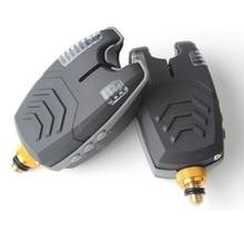2PCS/Lot Single Carp Fishing Bite Alarm JY-62 Fishing Bell Tackle Accessories for Fishing Swinger